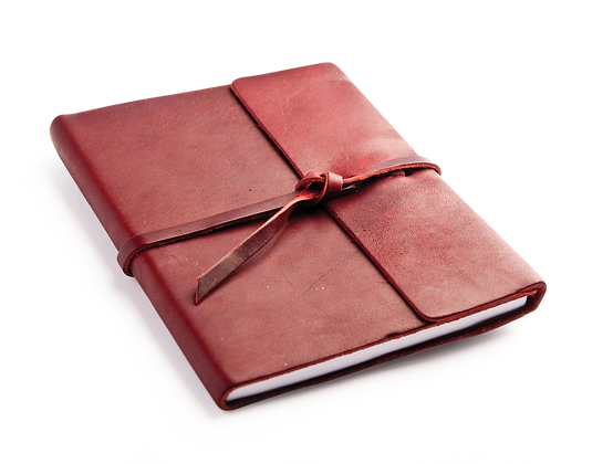 Logg Leather Journal