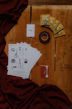 Kit de fabrication Rose Infusion