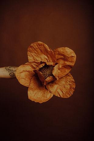 Fleur Géante taille S
