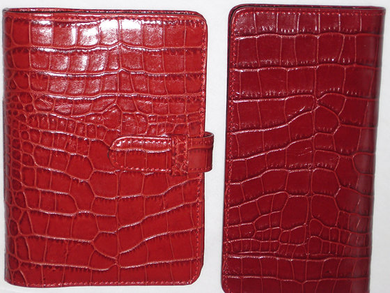 The Deluxe Leather Journal Set