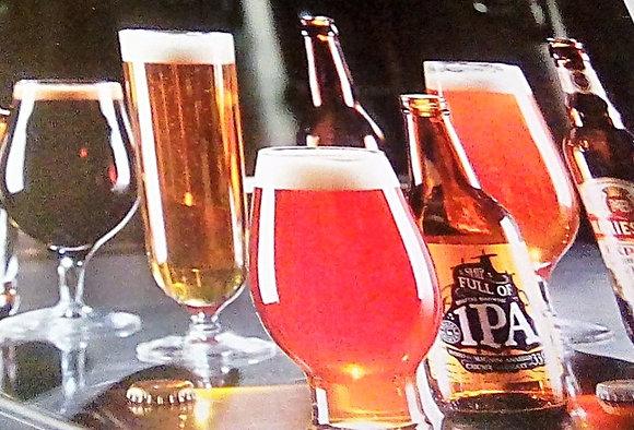 Beer Glass Mix Set