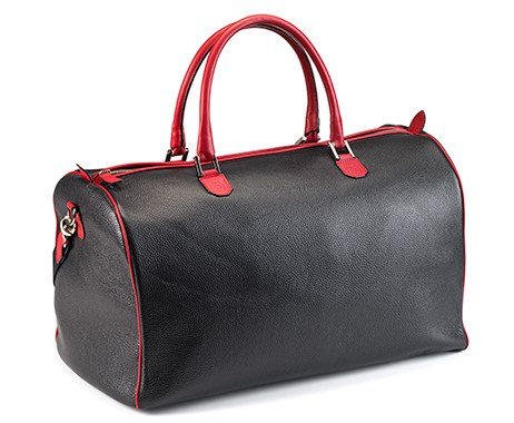 Deluxe Travel Cabin Leather Bag