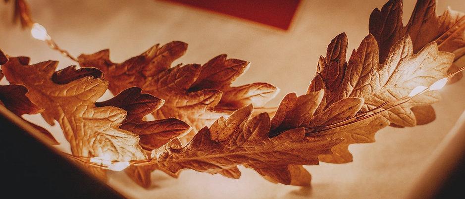 Guirlande en papier lumineuse décoration intérieur Diane Cornu - horticulture papier