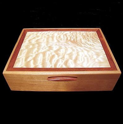 Cascade Pearl Jewelry Box