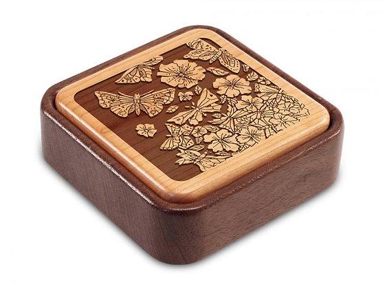 Butterflies Keepsakes Box