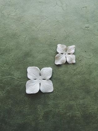 Pin's Hortensia