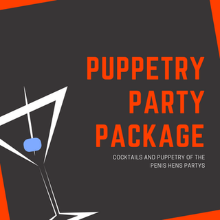 The Cocktail Queen Puppetry Hens Party Packages