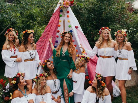 Why Every Bride Needs to Plan Her Own Hens Party!