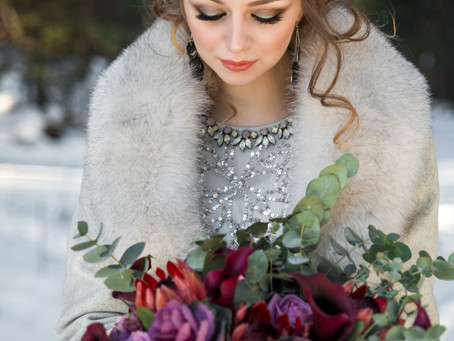 Winter is the New Wedding Season!!