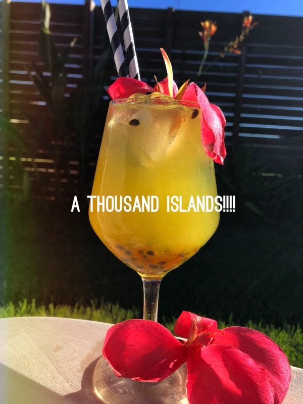 Thousand Islands Cocktail!!