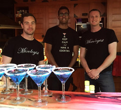 Cocktail Queen Bar Staff