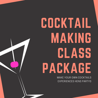 The Cocktail Queen Cocktail Making Class Hens Party Experiences