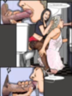 a kinky girl make  her boyfriend as a sissy boy and let him prove a lot of cocks in a gloryhole,sissy,  cuckold, femdom, bisex, gloryhole, dominatrix, mistress