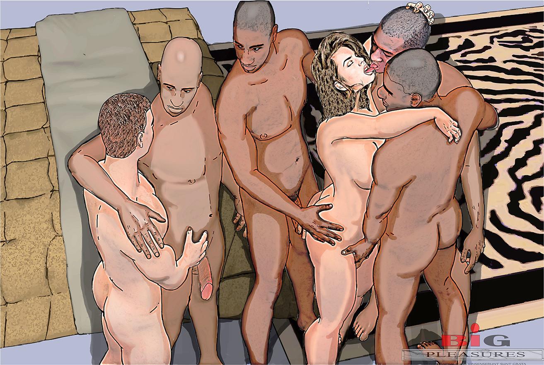 Free group sex cartoons — img 14