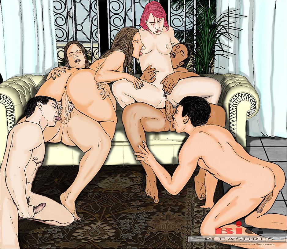 Bi Group Porn 115