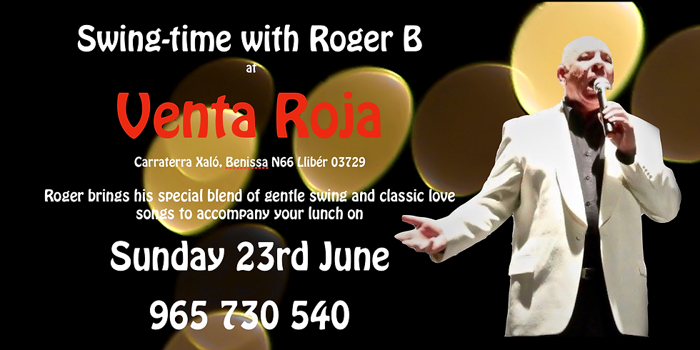 Summer Swing-time at The Venta Roja