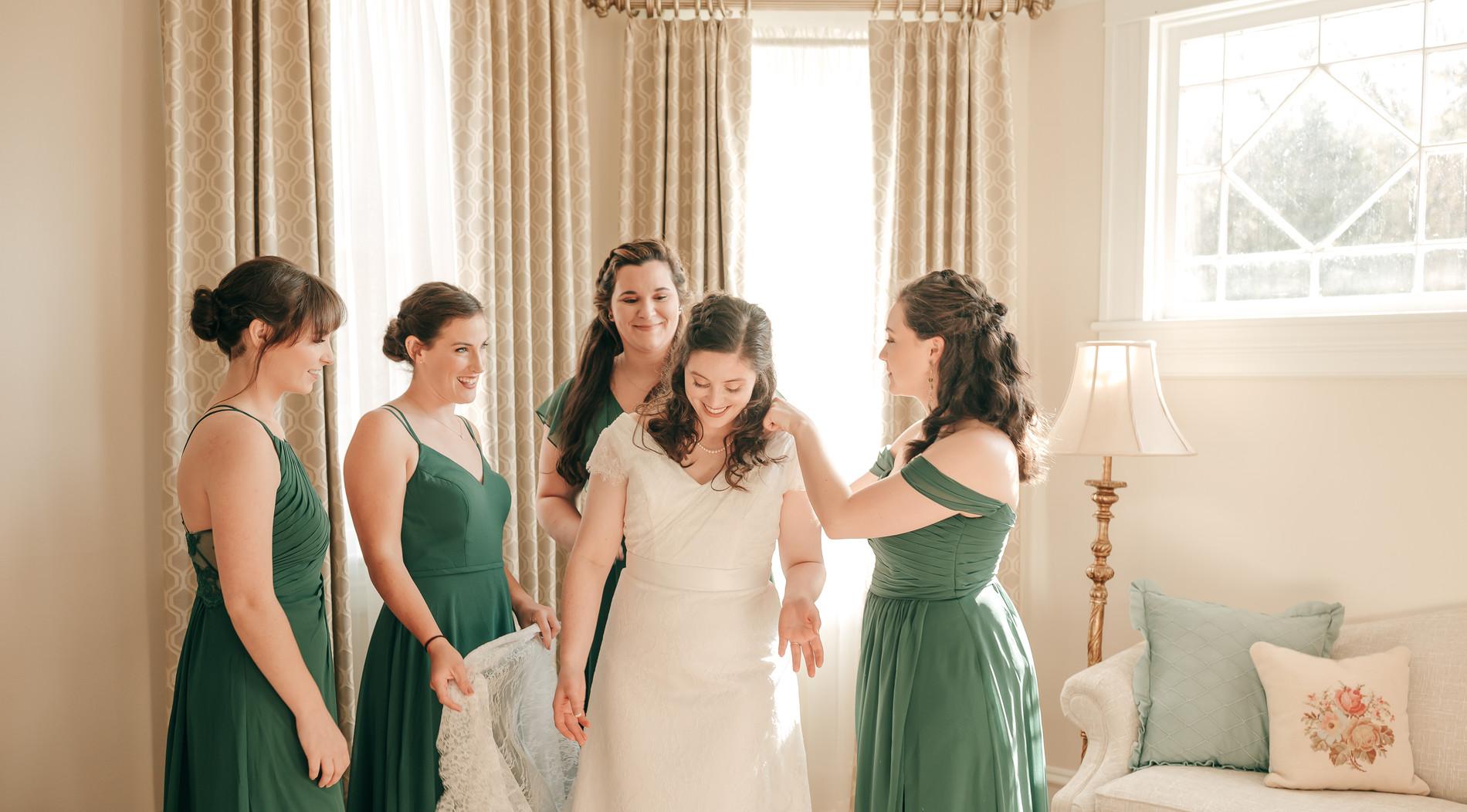 Kari Bendig Photography Bride and Brides
