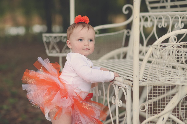 Evie First Birthday Kari Bendig Photogra