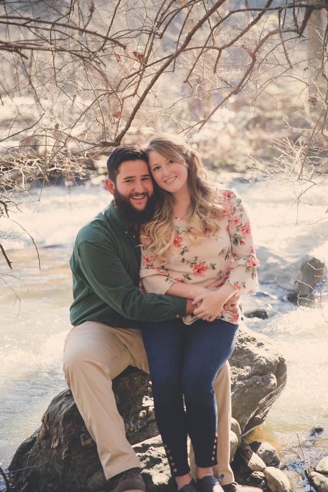 Carolyn & Jordan Kari Bendig Photography