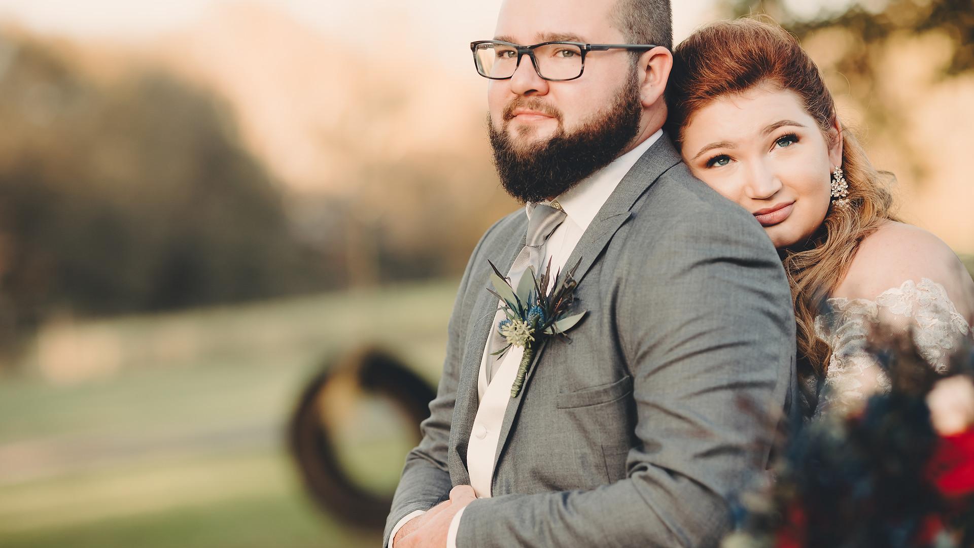 Kari Bendig Photography Bride and Groom