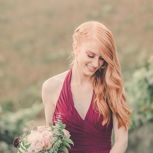 Yonah Mountain Vineyard Styled Wedding