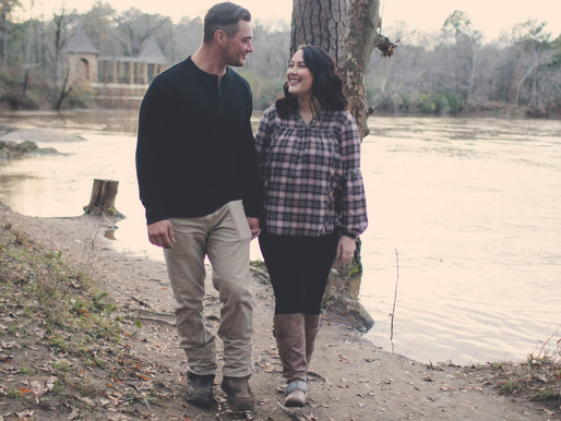 Amerson River Park: A Stroll with Jessica and DJ