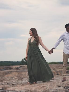 Hannah & Leeroy Georgia Wedding Photogra