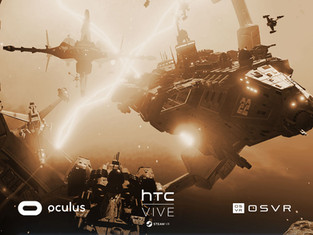CDF Starfighter Available for Oculus Home!