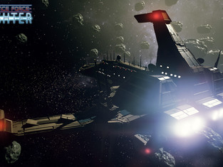 New CDF Starfighter in-game screenshots released for unreal 4 Screen shot Saturday!