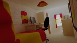 spanish bedroom1