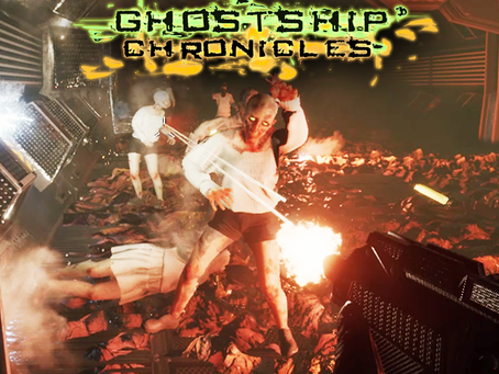 Ghostship Chronicles releasing 17th November 2020