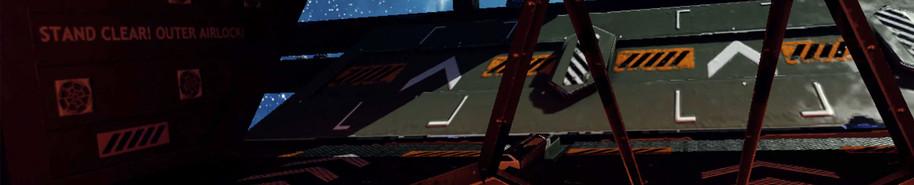 Screenshot of launch sequence