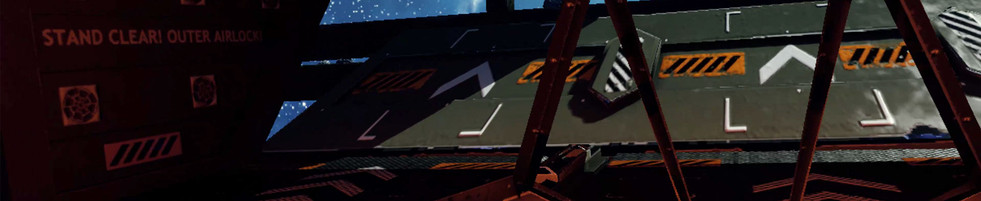 Screenshot of launch sequence