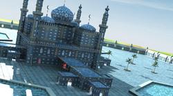 Mosque Interior 49