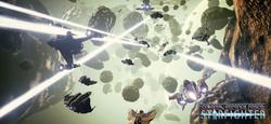 Pirate attack fleet