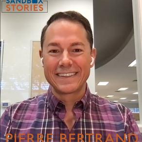 Sandbox Story - Interview of Pierre Bertrand