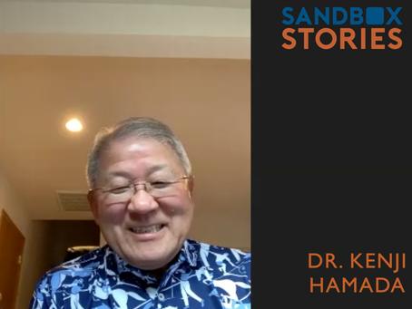 Sandbox Story - Interview of Dr. Kenji Hamada