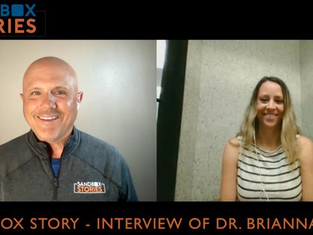 Sandbox Story - Interview of Dr. Brianna Rhue