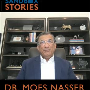Sandbox Story - Interview of Dr. Moes Nasser