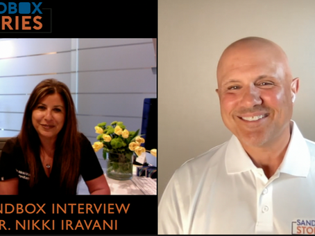 Sandbox Story - Interview of Dr. Nikki Iravani