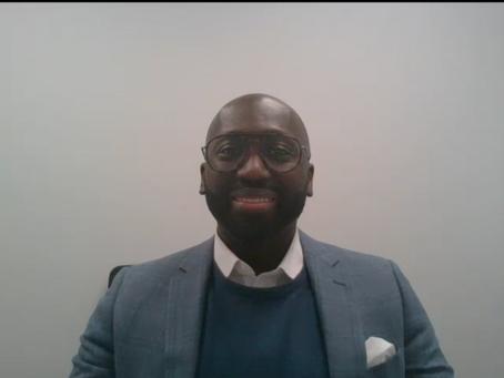 Sandbox Story - Interview of Dr. Nana Owusu