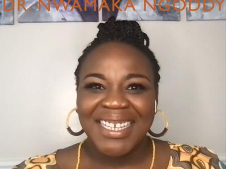 Sandbox Story - Interview of Dr. Nwamaka Ngoddy