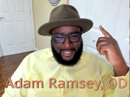 THANKSGIVING WEEK GRATITUDE -- Sandbox Stories: Interview of Dr. Adam Ramsey