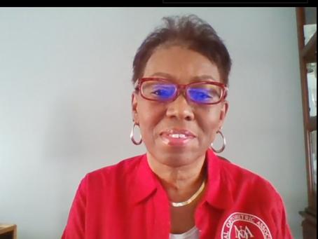 Sandbox Story - Interview of Dr. Stephanie Johnson-Brown