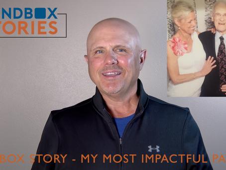 Sandbox Story - My Most Impactful Patient