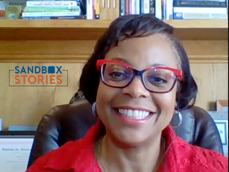 Sandbox Story - Interview of Dr. Millicent Knight