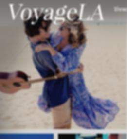 Voyage LA Cover