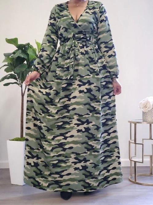 Wrap Me Dress