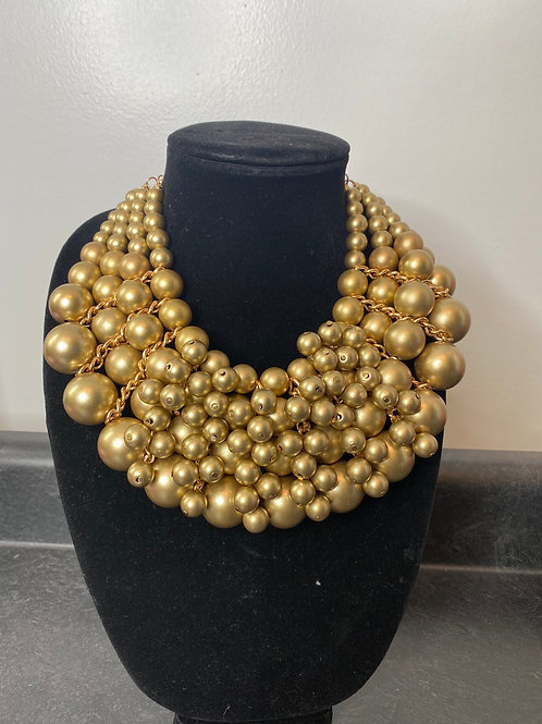 Posh Pearls Neckset