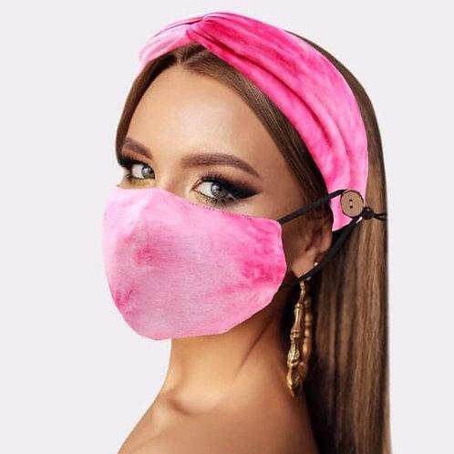 Tye Dye Mask Set